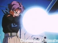 Trunks Baby dans Dragon Ball GT