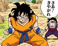 Yamcha combat à la place de Kuririn