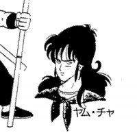 Character Sheet de Yum Cha