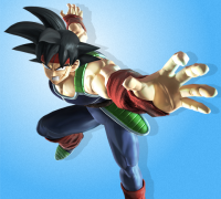 Bardock dans Dragon Ball : Zenkai Battle