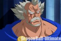 Le roi Riku dans la série TV One Piece