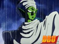 La 1ère apparition de Piccolo (Ma Junior) adulte dans l'anime