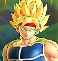 Artwork de Bardock SSJ pour Battle of Z