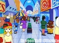 Le caméo de Tomato dans Dragon Ball