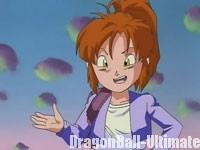 Akané dans la série remake Dr. Slump, de 1997