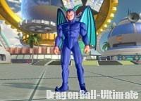 Le costume d'Akkuman dans DB: XenoVerse