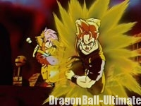 Son Gohan et Trunks contre-attaquent
