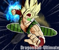 Bardock SSJ dans Dragon Ball Heroes