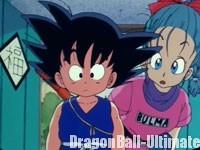 Bulma découvre le Dragon Ball de Gokū