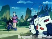 Bulma sort sa capsule moto
