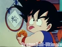 Gokū refuse de donner son Dragon Ball