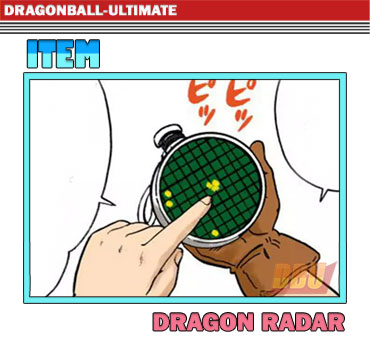 Dragon Radar