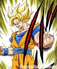 Son Gokū Full Power Super Saiyan