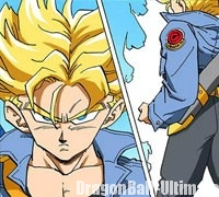 Trunks se transforme en Super Saiyan