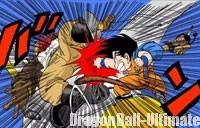 Gokū bat le colonel Yellow et sauve Upa