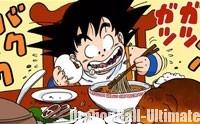 Le redoutable appétit de Gokū
