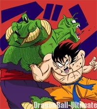 Gokū contre Ma Junior, alias Piccolo