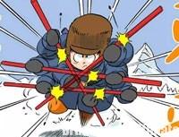 Gokū part à l'assaut de la Muscle Tower