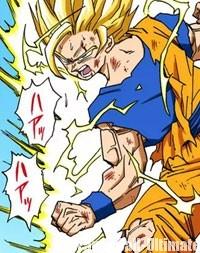 Son Gokū Super Saiyan 2