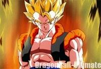 Gogeta, dans le 12ème film Dragon Ball Z
