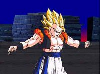 Gogeta dans Ultimate Battle 22