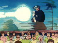 """Dans cet épisode le Kamehameha fut renommé """"Retour en rafale"""""""