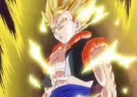 Gogeta en Super Saiyan 2