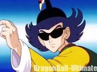 Tsuru Sennin jeune (selon l'anime)