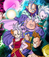 Les 4 Kaiōshins et le grand Kaiōshin