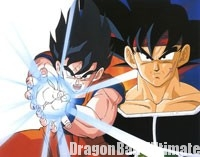 Illustration du 1er TV Special DBZ