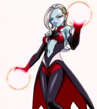 Character Design de Dark Towa