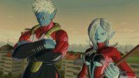 Towa et Mira dans le monde futur