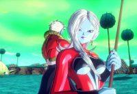 Towa et Mira sur la planète Namek