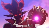 Demigra dans Dragon Ball Heroes