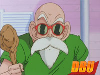 Kamé Sennin dans la série TV Dragon Ball Kai