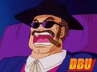 Muska dans l'épisode 204 de la série TV Dragon Ball Z