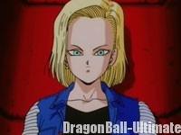 N°18 dans la série TV Dragon Ball Z
