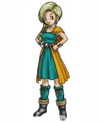 Bianca from Dragon Quest V