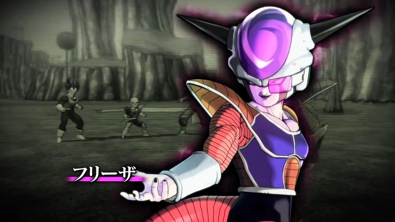 Frieza's Toki-Toki City Introduction PV