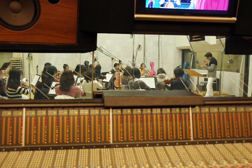 dragon-ball-z-revival-of-f-recording-session-dragon-ball-ultimate-com-001