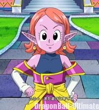 La personnalité de la Kaiōshin du Temps