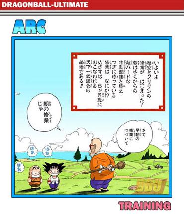Training-arc