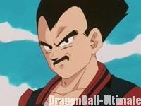 Vegeta dans l'épisode 02 de Dragon Ball GT
