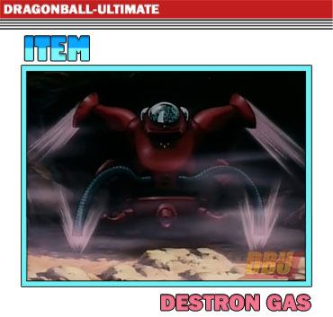 Destron Gas