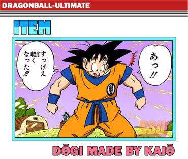 Dōgi made by Kaiō