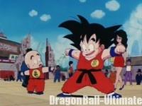 Le Dōgi dans la série TV Dragon Ball