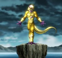 L'apparence de Golden Freeza