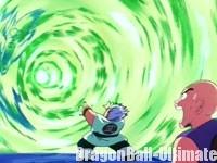 Mutaïto utilise le Mafūba contre Piccolo