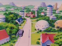 Satan City dans la série Dragon Ball Z