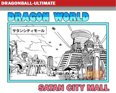 Satan City Mall
